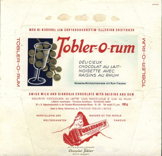tobler o rum bestellen